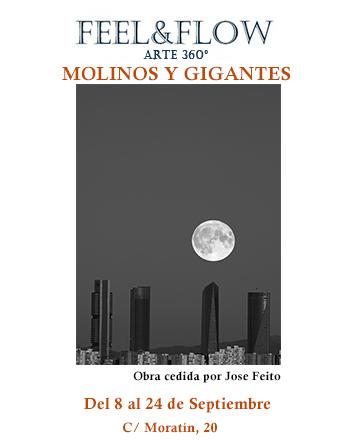 CARTEL MOLINOS Y GIGANTES