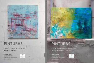 CARTEL CARLOS Y CELIA