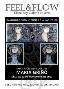 CARTEL MARÍA GRIÑO