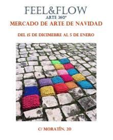 CARTEL MERCADO NAVIDAD