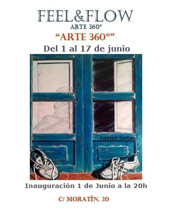 CARTEL ARTE 360º