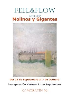 CARTEL MOLINOS Y GIGANTES 2018