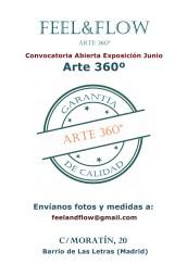 CONVOCATORIA ARTE 360º