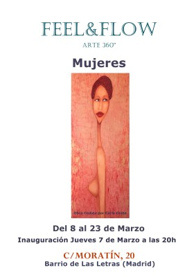 CARTEL expo MUJERES 2019