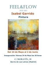 CARTEL EXPO ISABEL GARRIDO