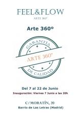 CARTEL EXPO ARTE 360º 2019