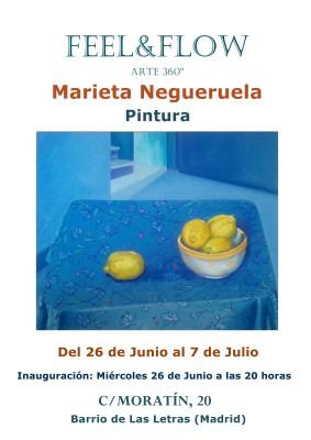CARTEL MARIETA NEGUERUELA